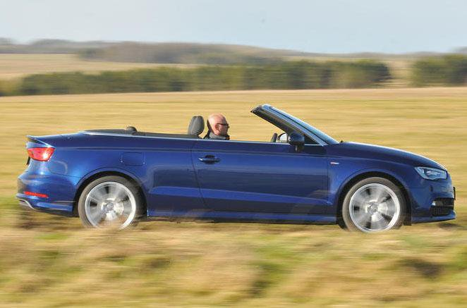 Used Audi A3 Cabriolet 14-present