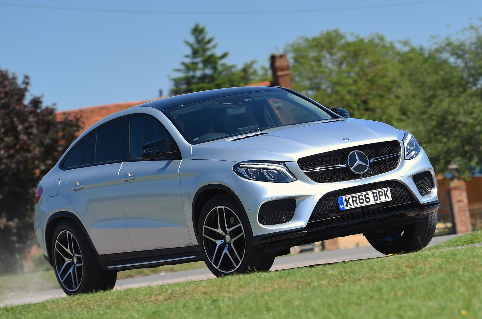 MERCEDES-BENZ GLE DIESEL COUPE