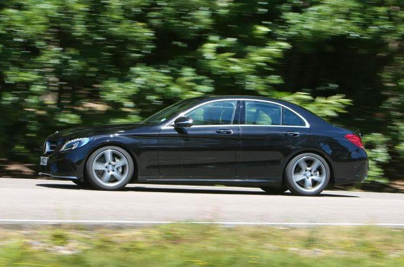 Used Mercedes-Benz C-Class 2014 - present