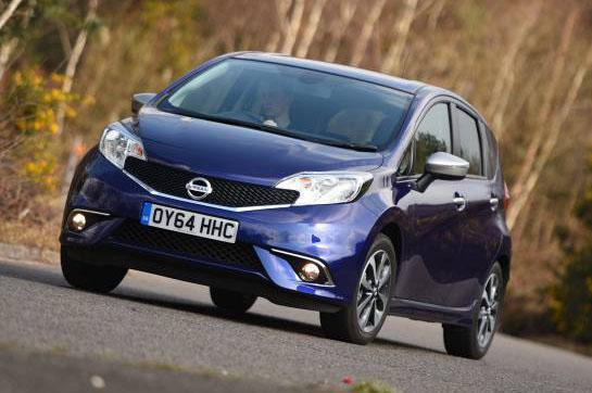 nissan note running costs, mpg, economy, reliability, safety | what car?
