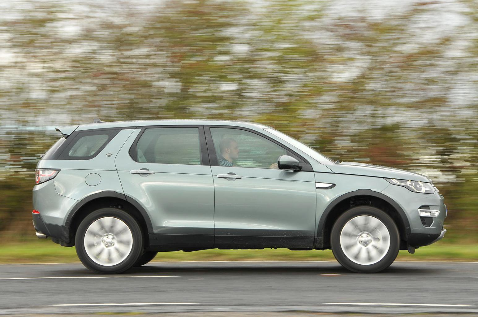 Used Land Rover Discovery Sport 4x4 (14 - present)