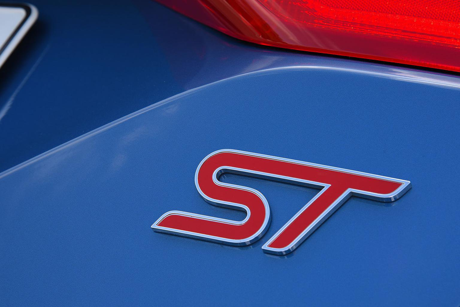 Ford Fiesta ST 2021 badge