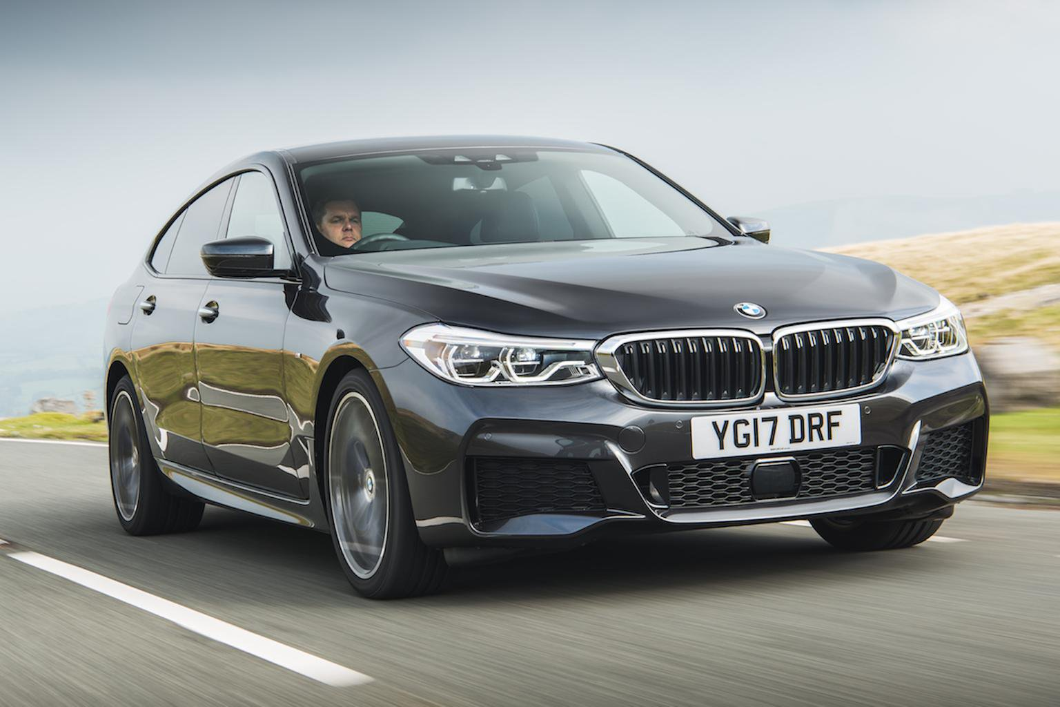 BMW 6 SERIES GRAN TURISMO DIESEL HATCHBACK