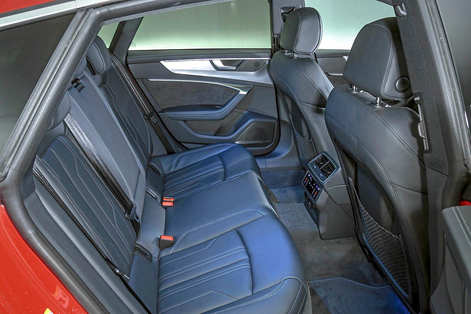Audi A7 Boot Space Size Seats What Car