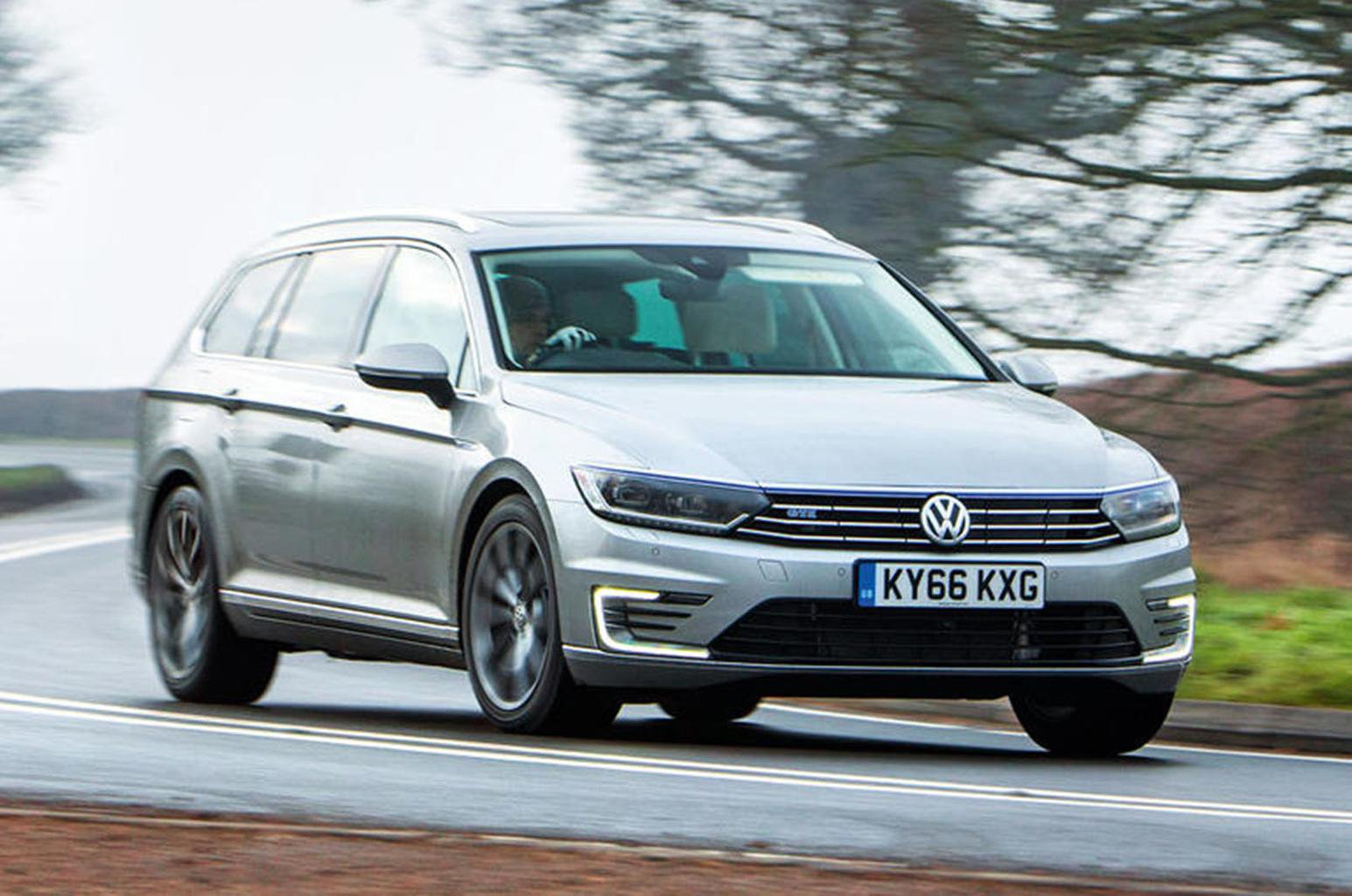 Used Volkswagen Passat Estate 16-present
