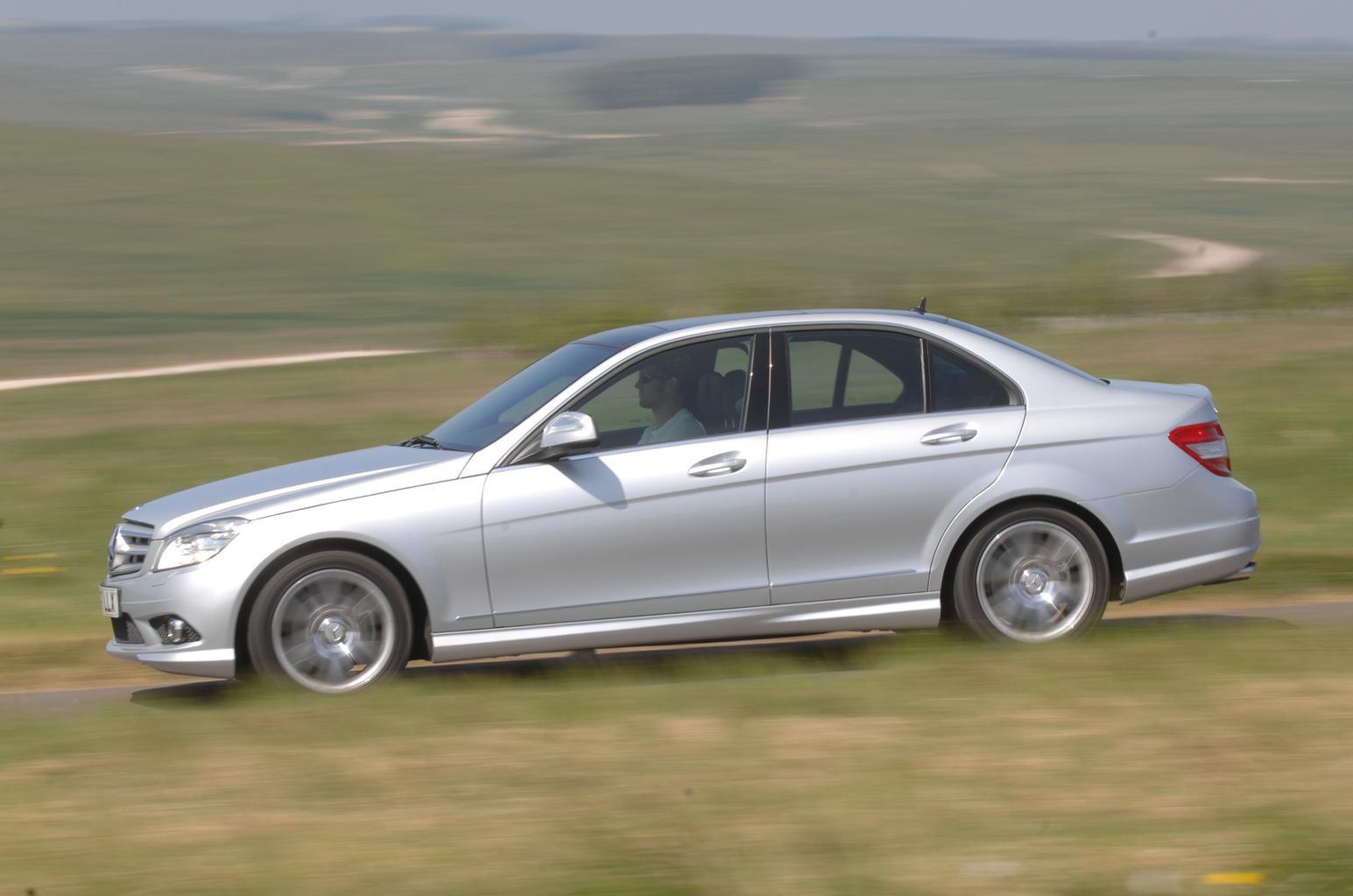 Mercedes C-Class (07 - 14)