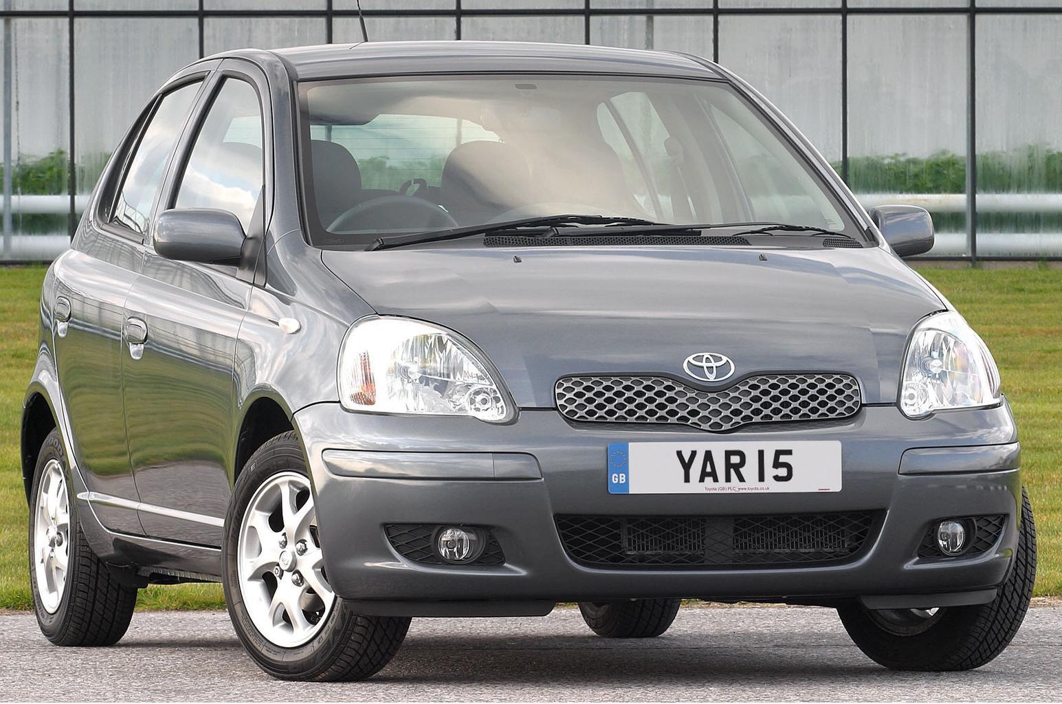 Toyota Yaris Hatchback (03 - 05)