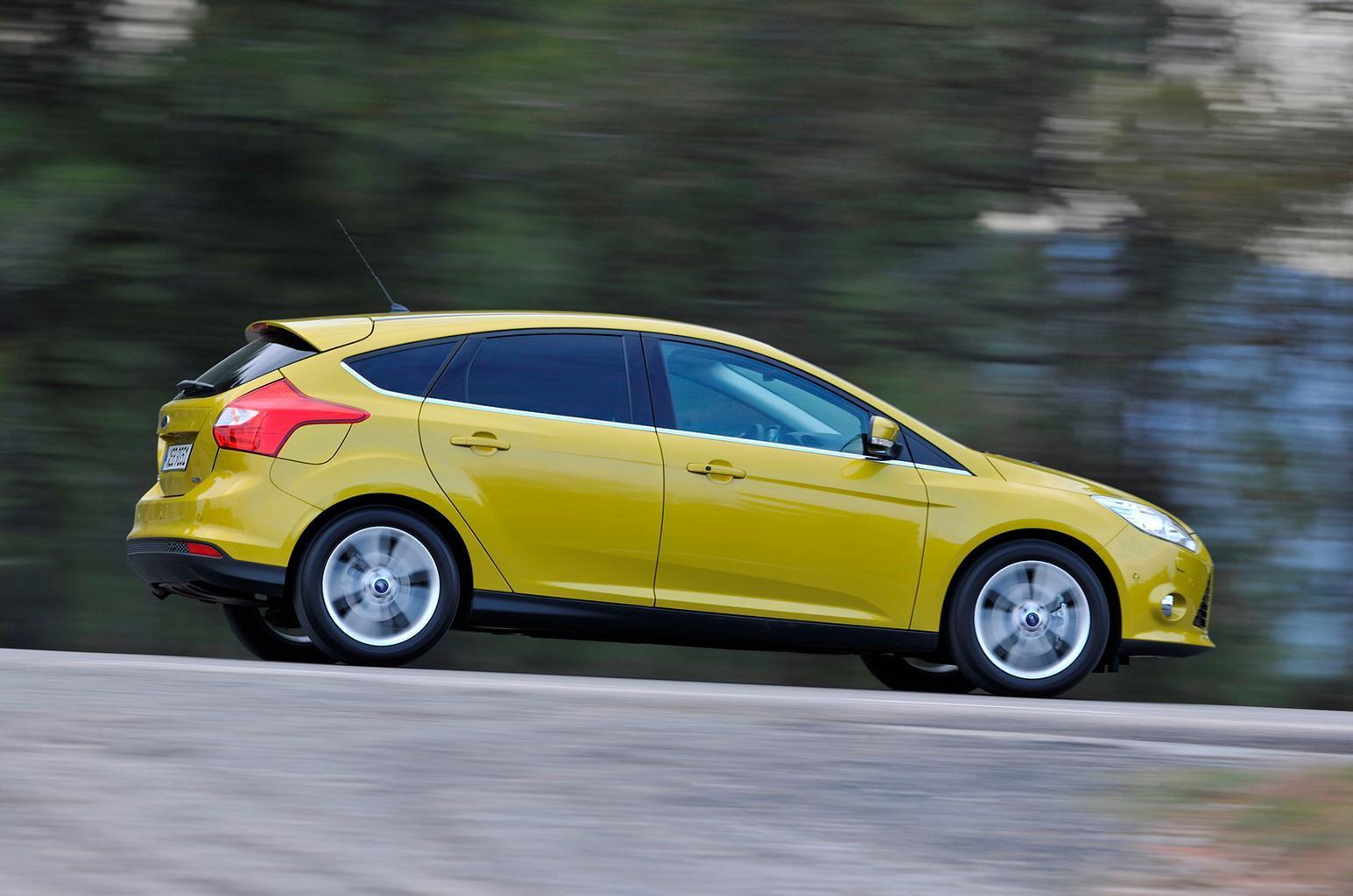 Ford Focus (petrol)