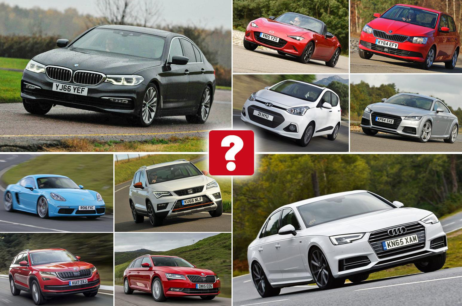 Best cars on sale