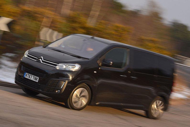 Citroën Spacetourer XL