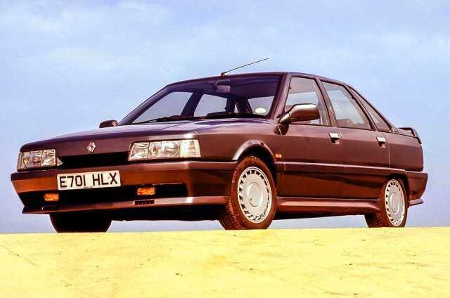 Renault 21 Savanna GTX
