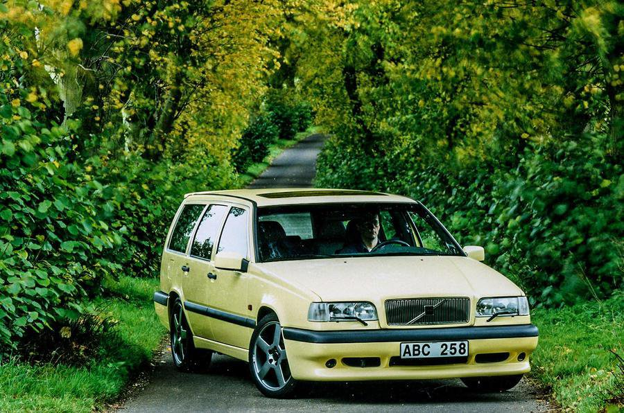 Volvo 850R exterior