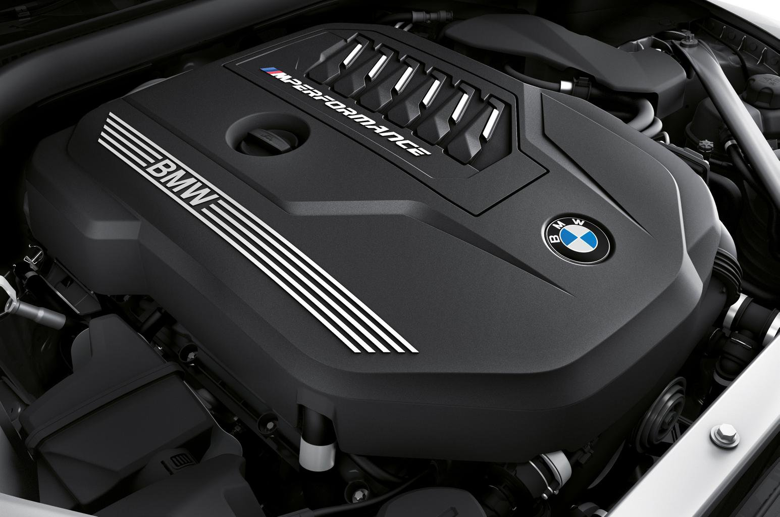 2019 BMW Z4 engine