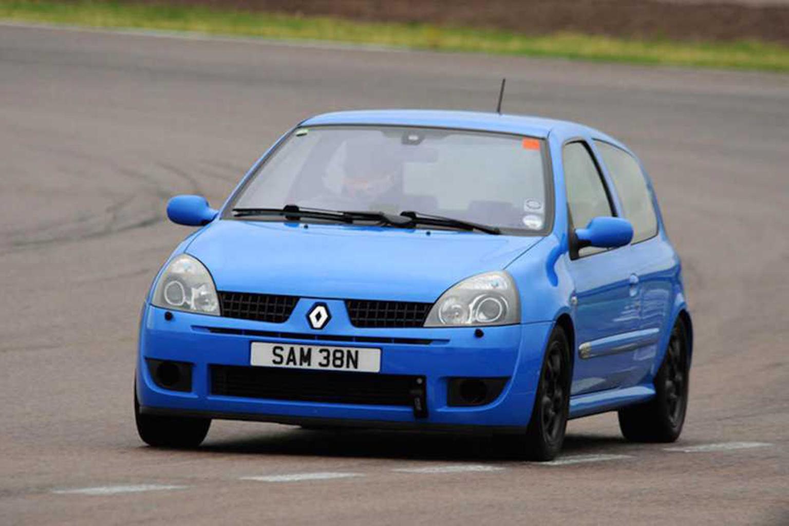 Renault Clio Renaultsport
