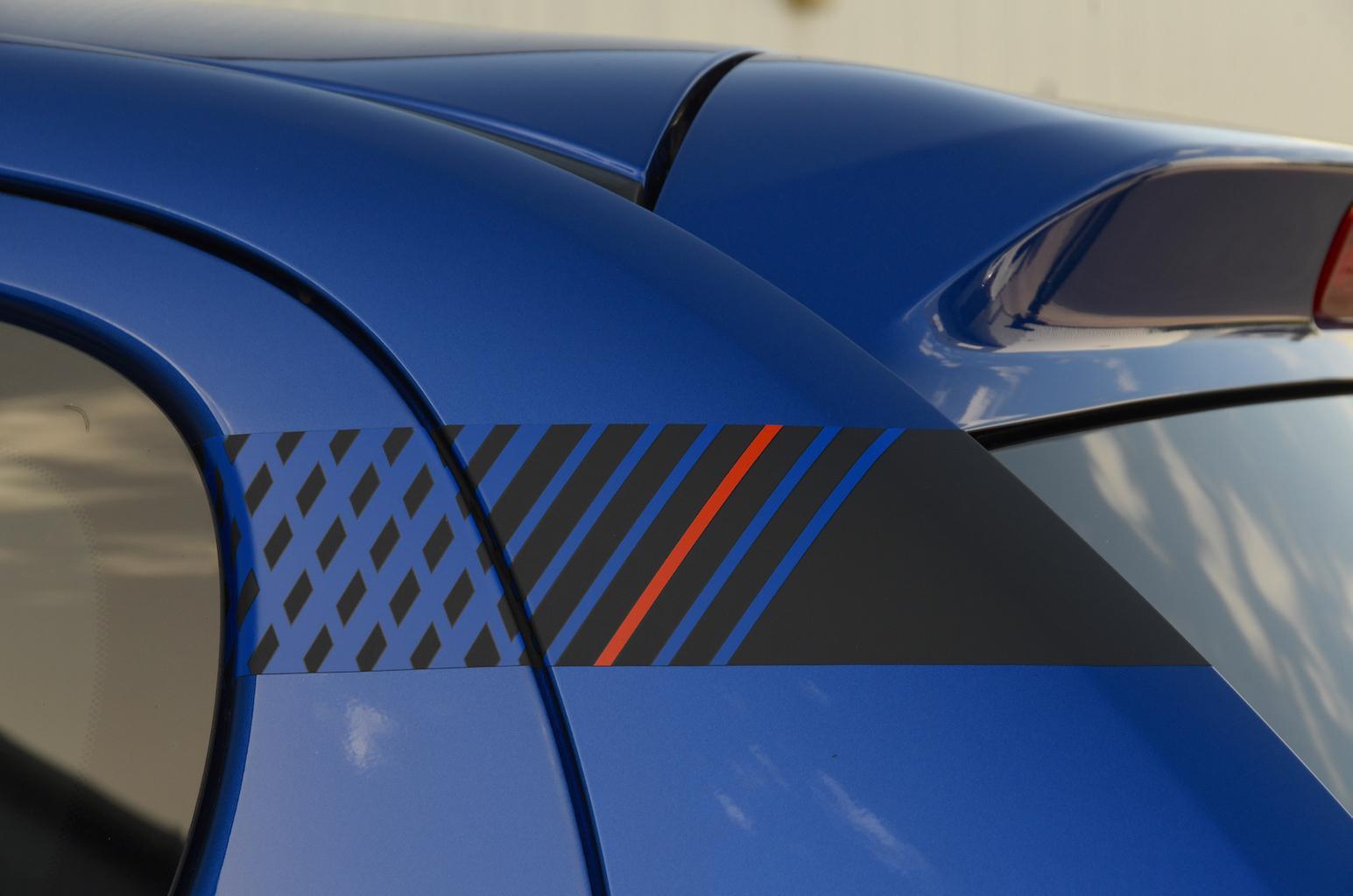 Citroën C1 Urban Ride geometric graphic