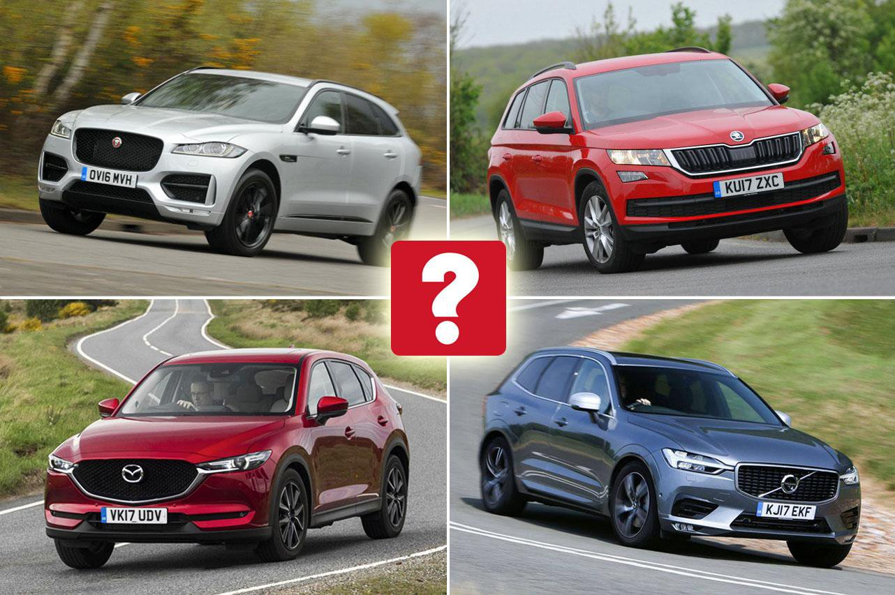 Best And Worst Large Suvs 2018