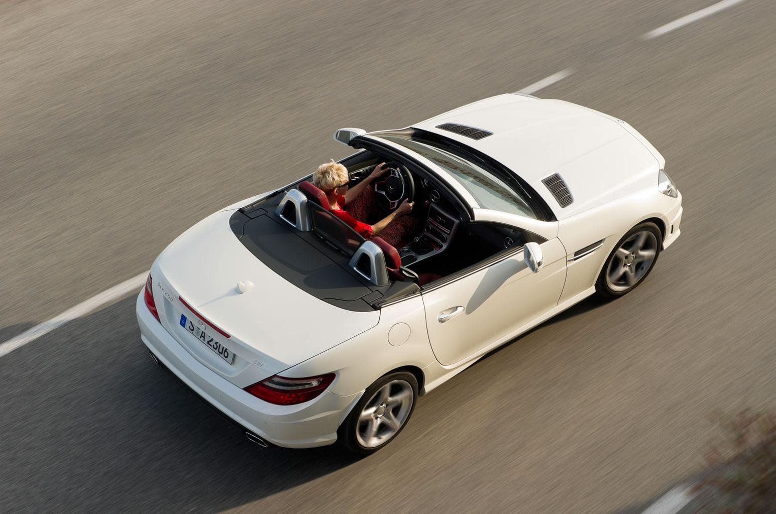 Mercedes-Benz SLK (2004-2011)