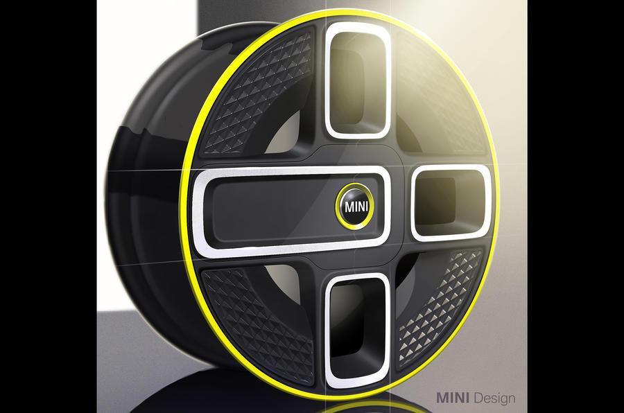 Mini Electric wheel design