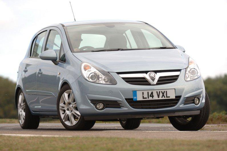 Vauxhall Corsa 1.4 Club AC 5dr