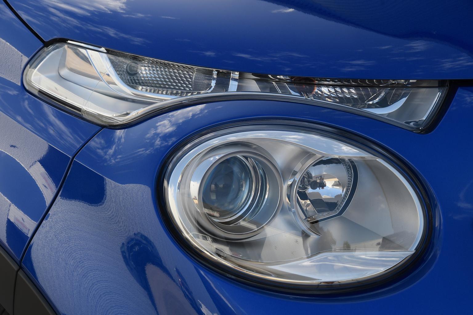 Citroën C1 Urban Ride headlight