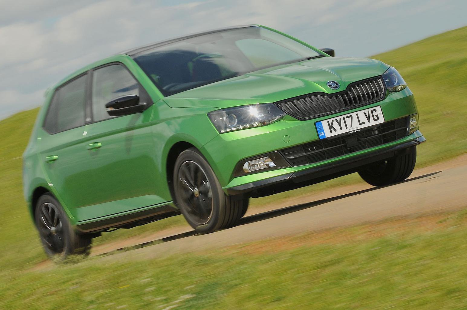 How to buy your perfect Skoda Fabia