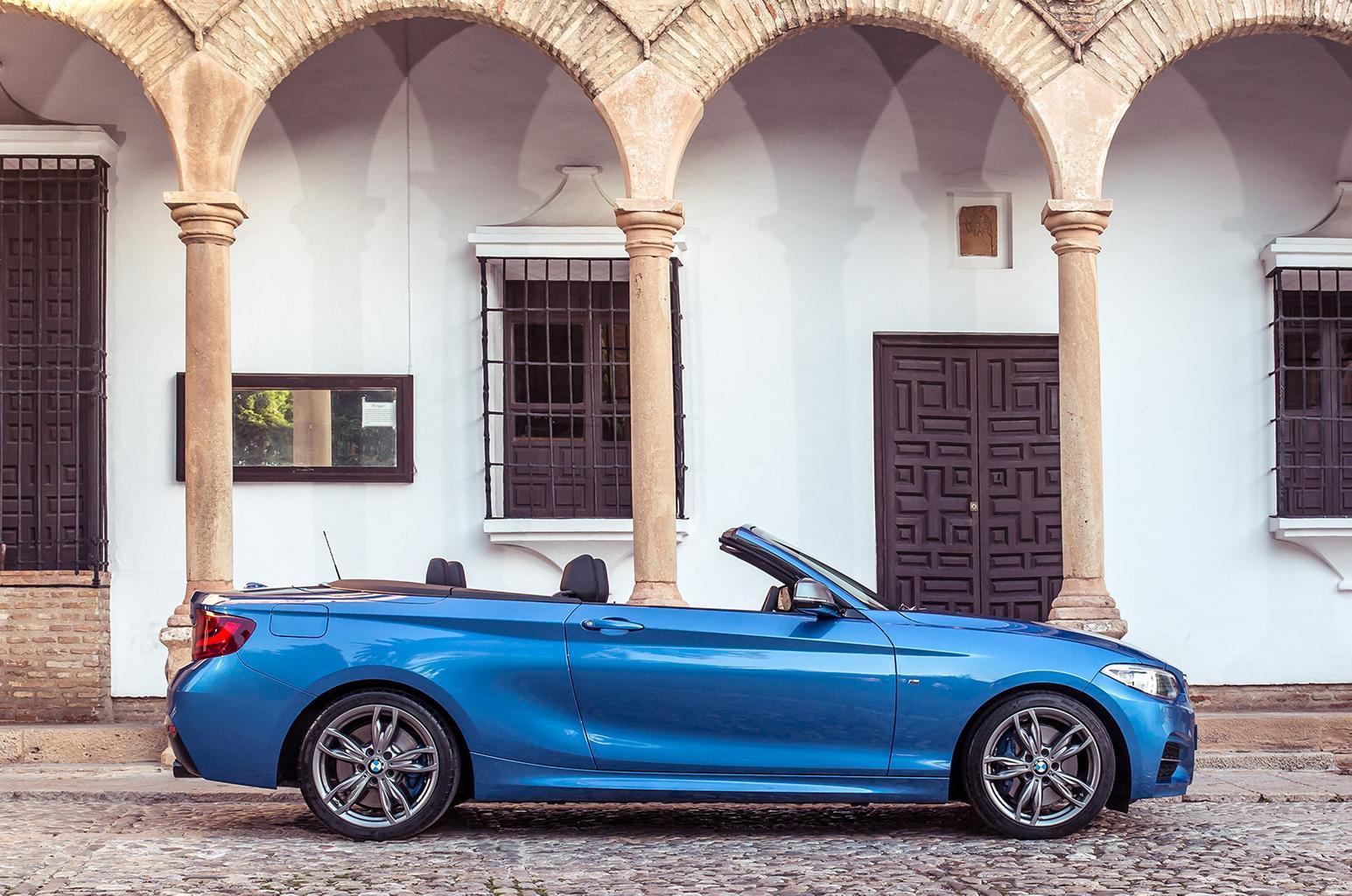 BMW 2 Series Cabriolet