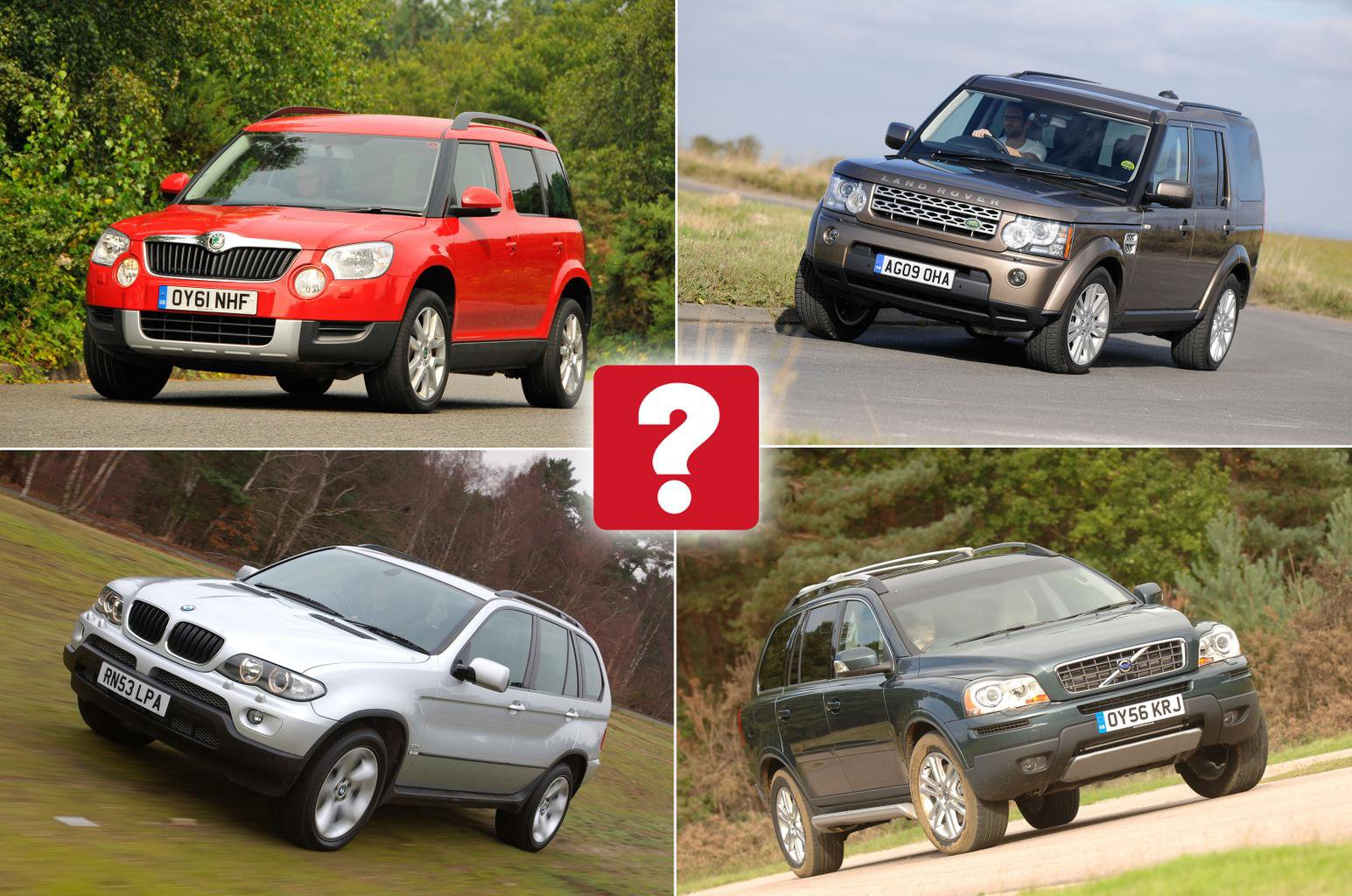 Best Used 4x4s 2018 And The Ones To Avoid