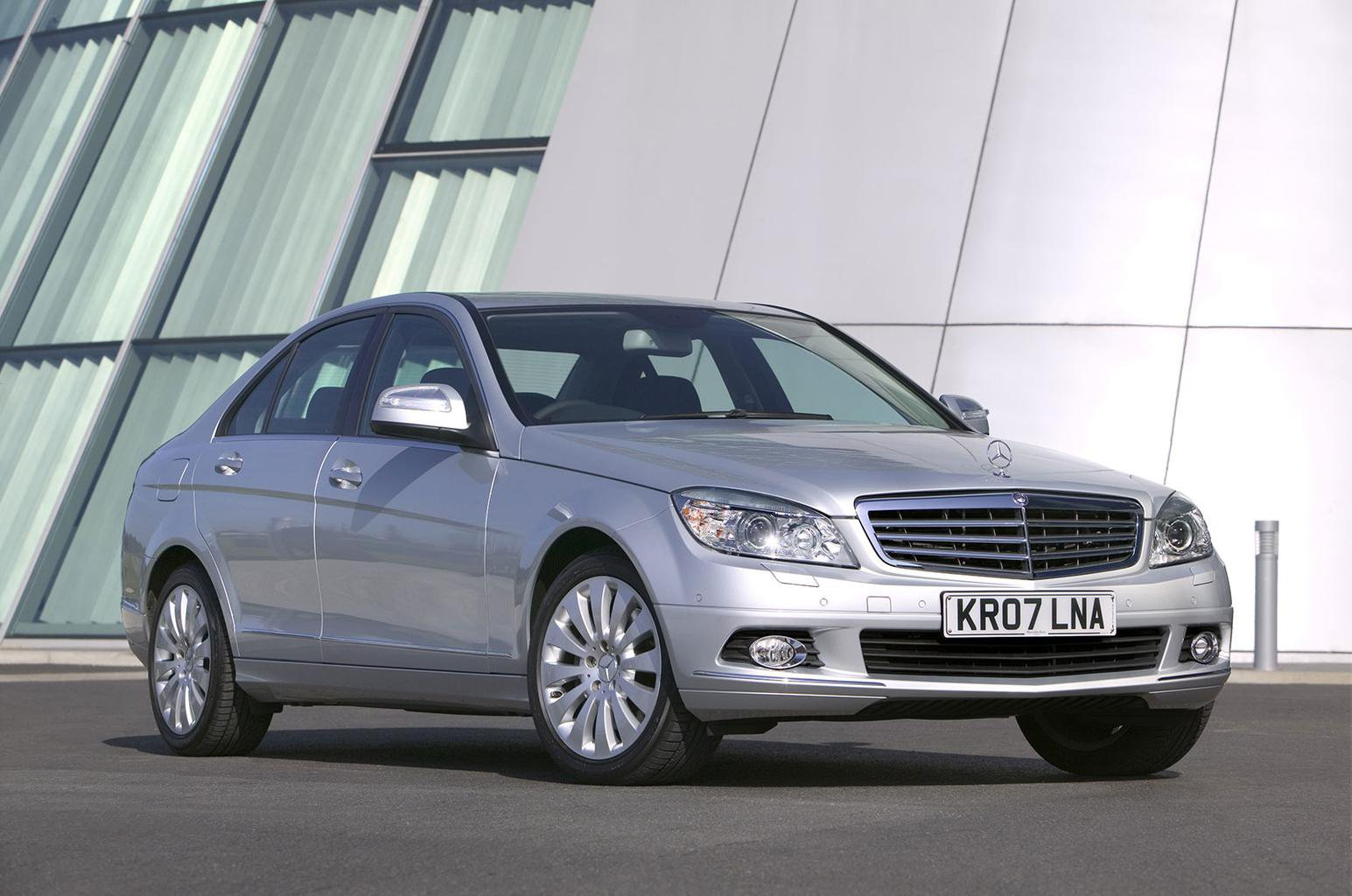 Used Mercedes-Benz C-class saloon