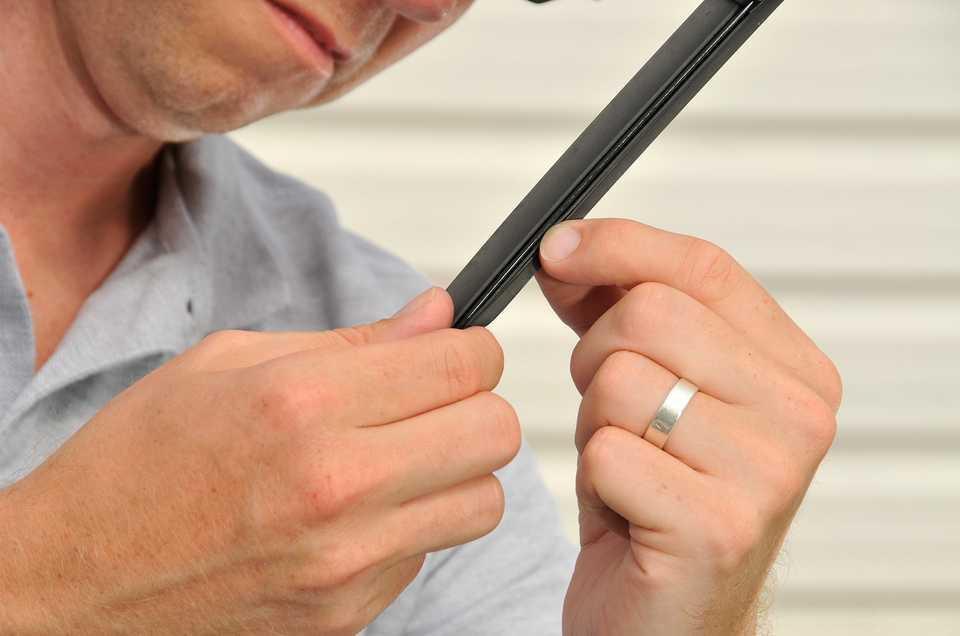 5. Wiper blades