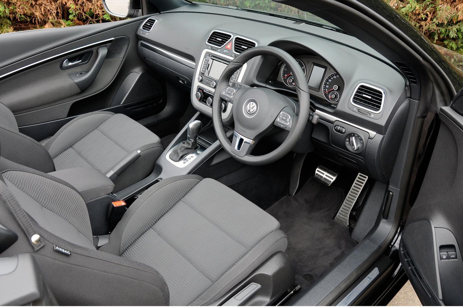 Volkswagen Eos Coupe Cabriolet