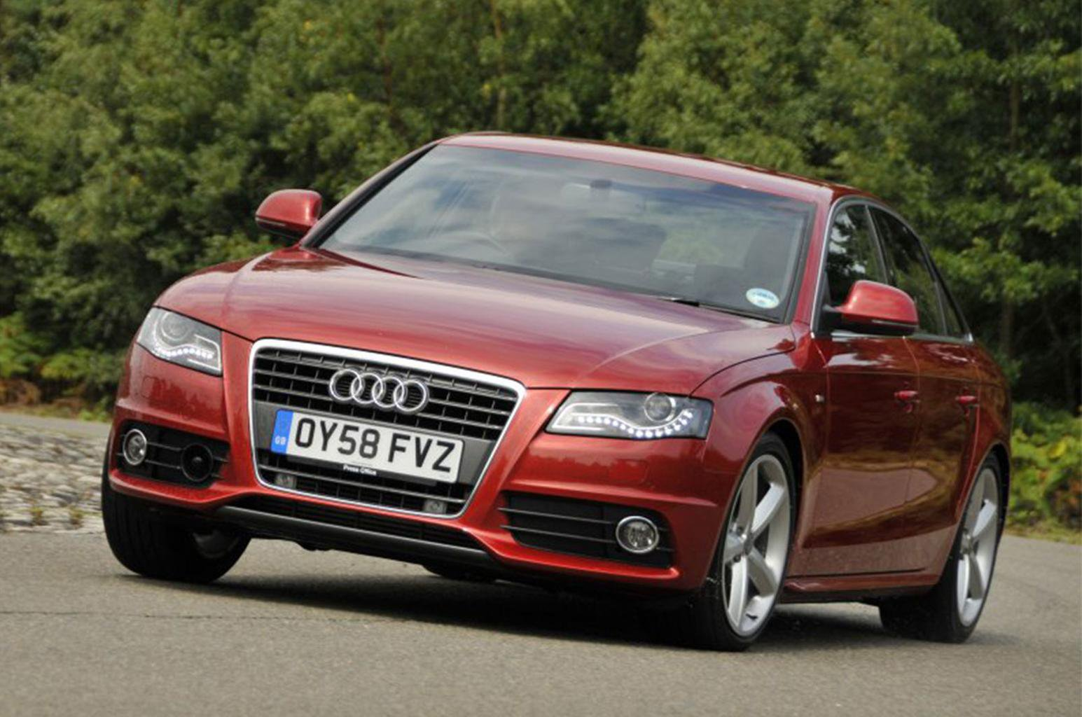 Used Audi A4 saloon