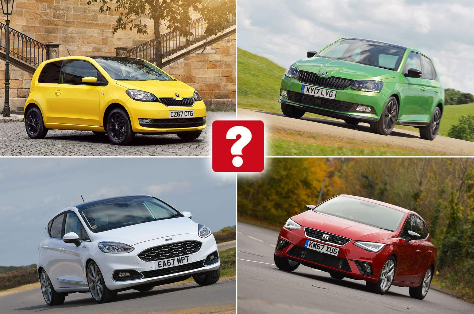 The Best First Cars For New Drivers