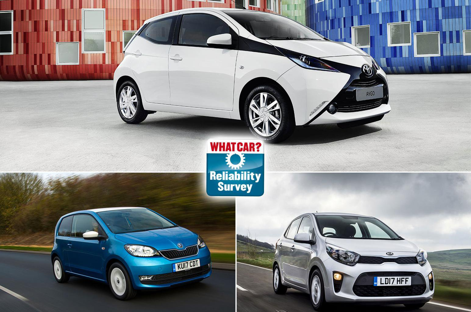 Most reliable city cars