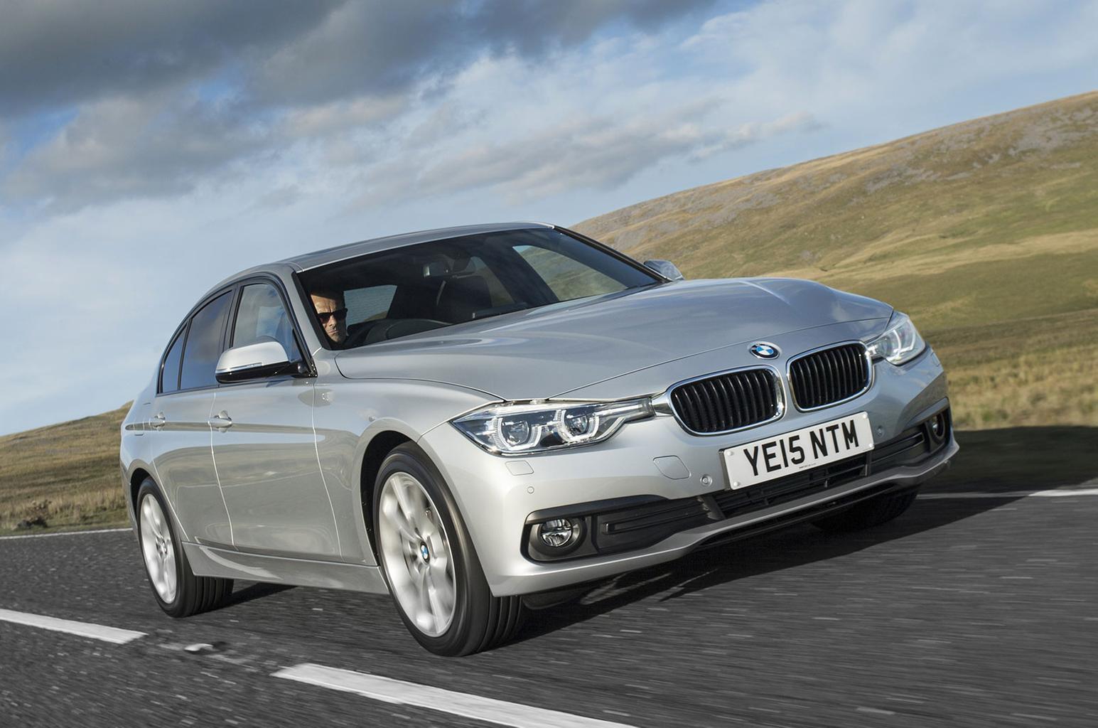 BMW 3 Series saloon diesel