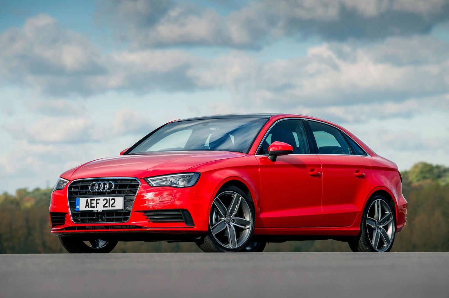 Audi A3 saloon (petrol)