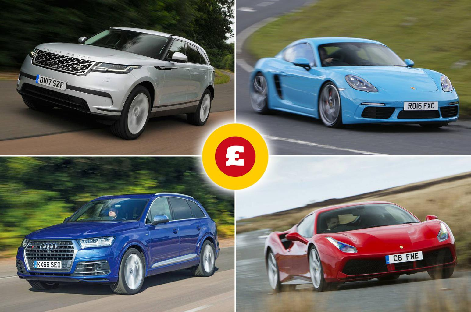 Slowest depreciating cars