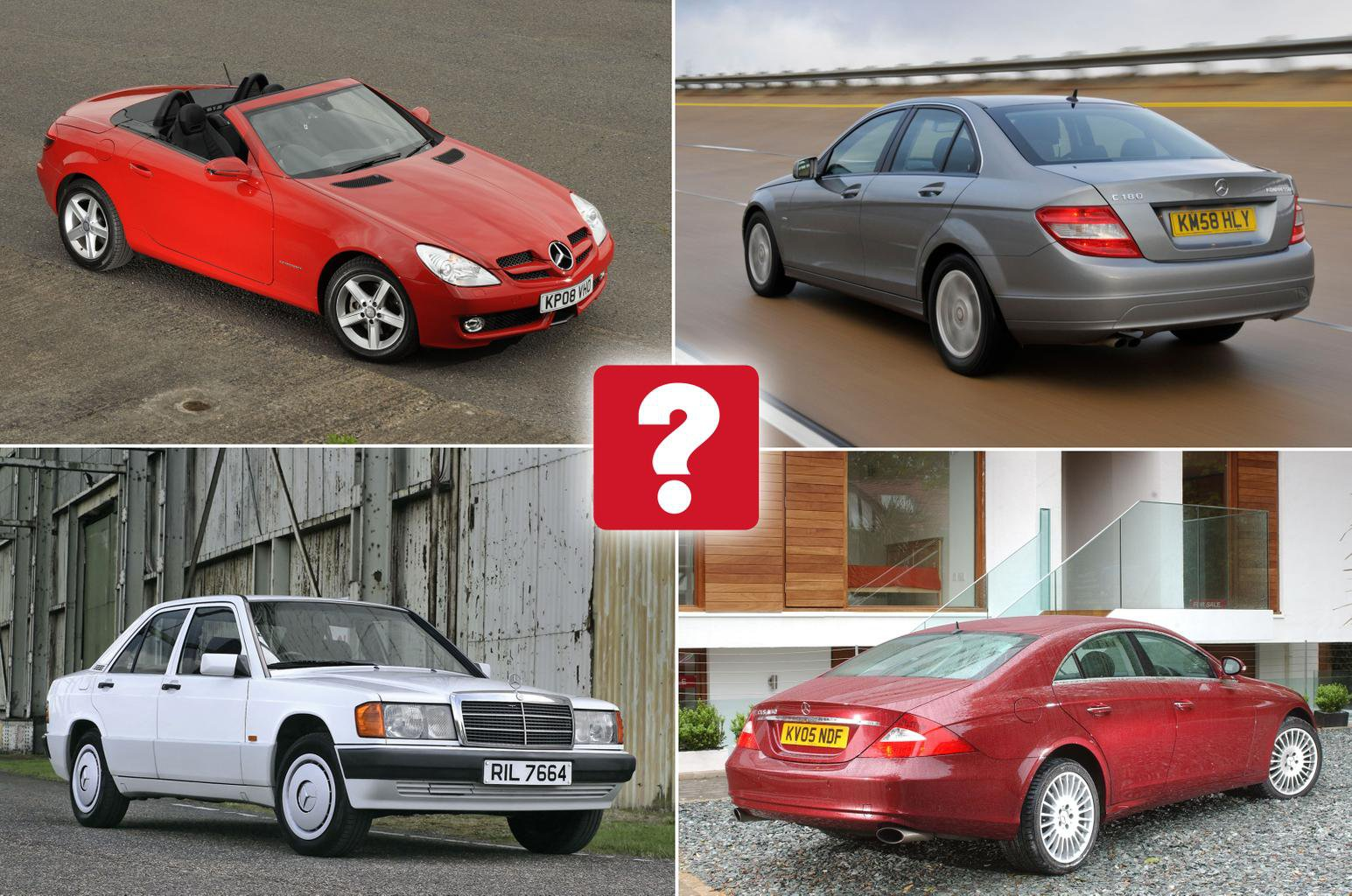 Best used Mercedes | What Car?