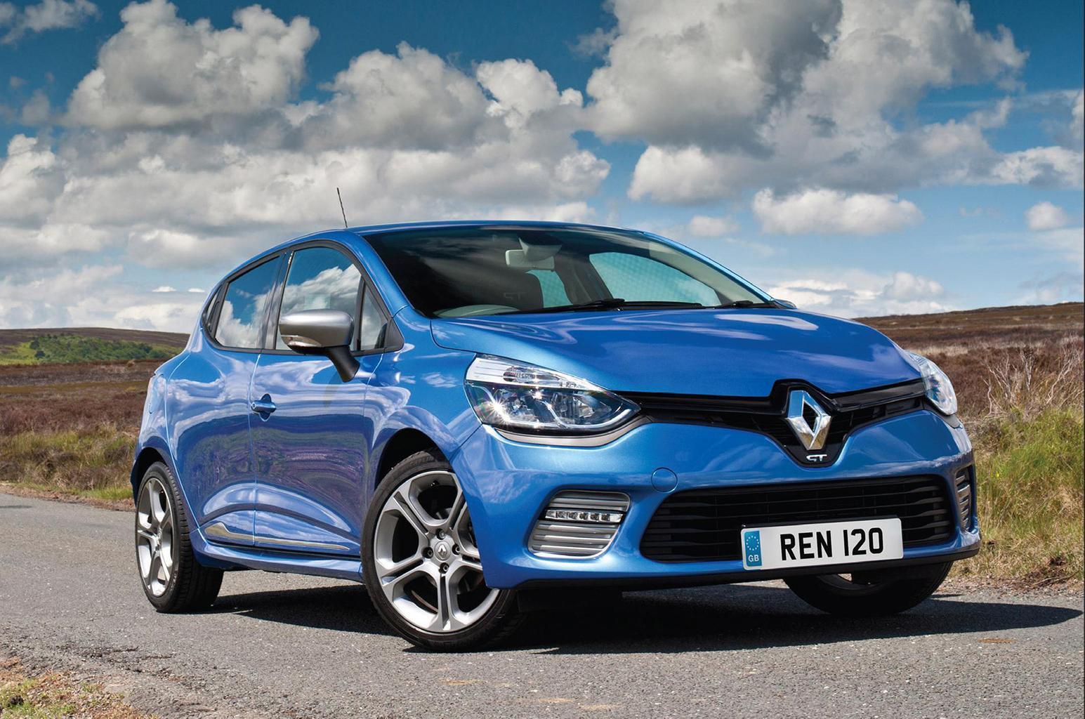 Renault Clio (petrol)