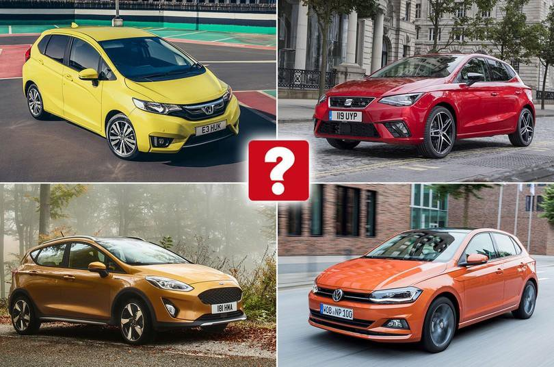 The best small cars for tall drivers
