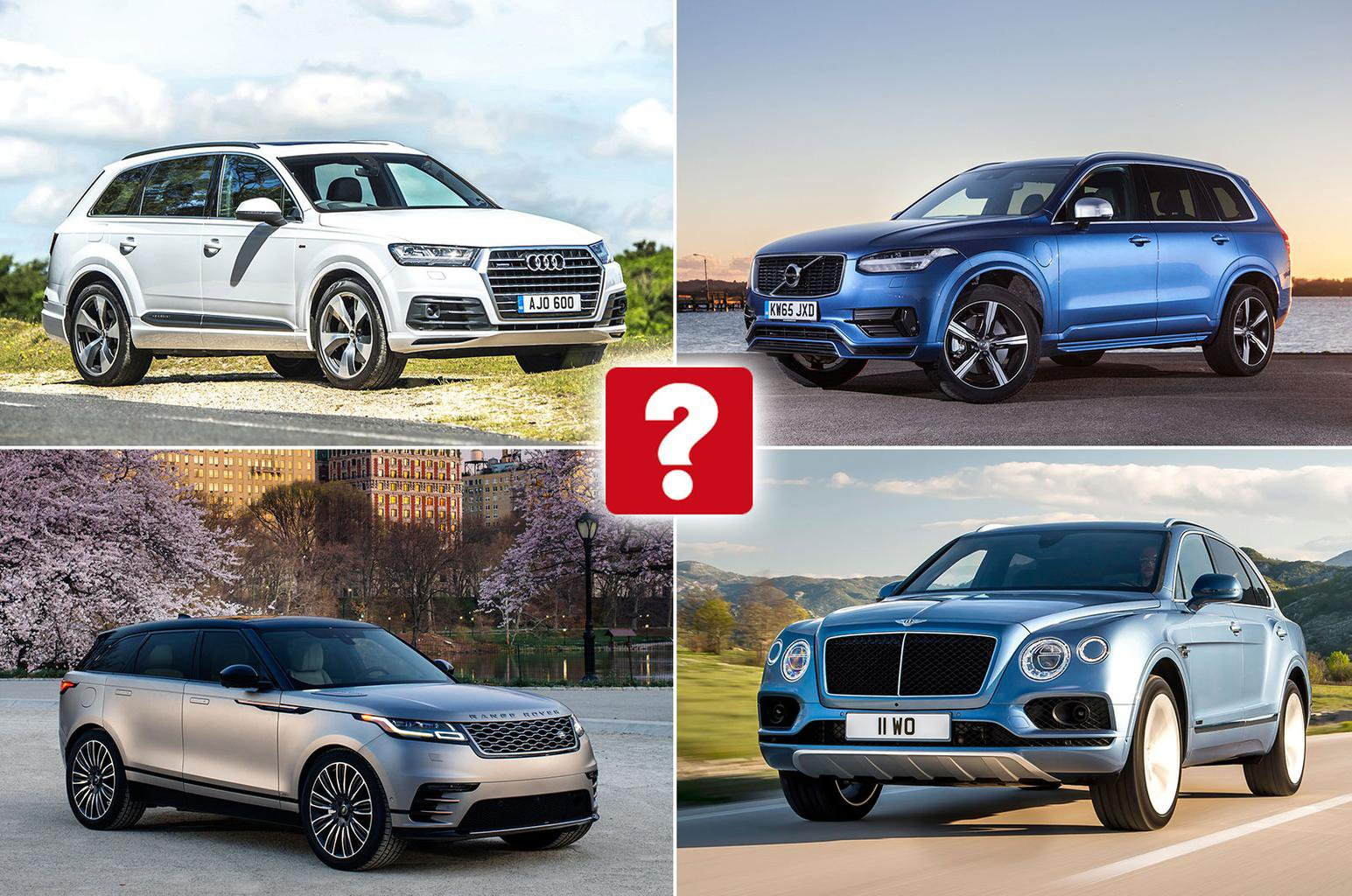 Best And Worst Luxury Suvs What Car