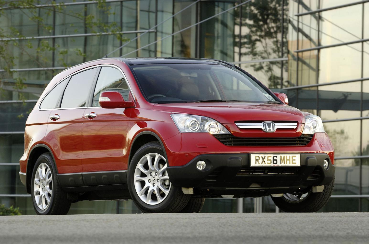 Most Reliable Older Large Suvs Honda Cr V