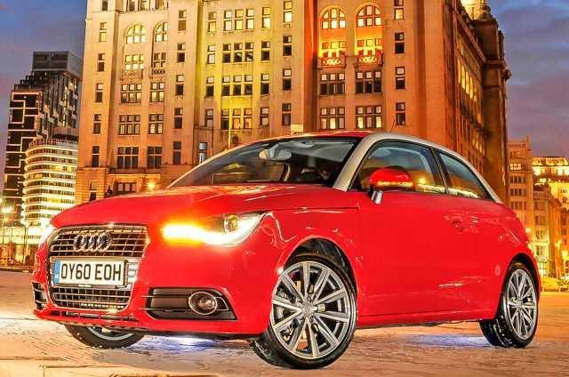 Audi A1 1.4 TFSI Sport