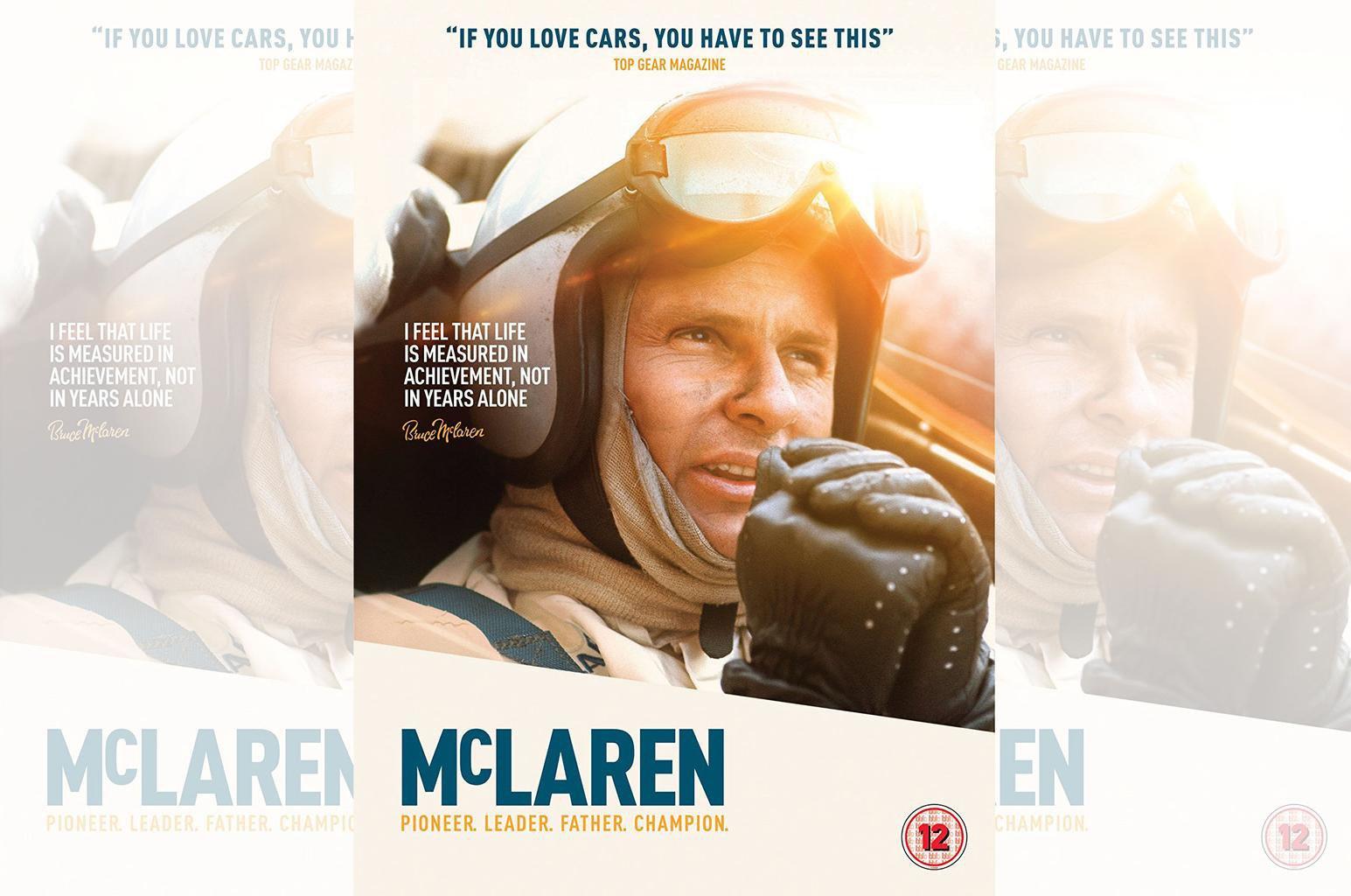 McLaren (DVD)