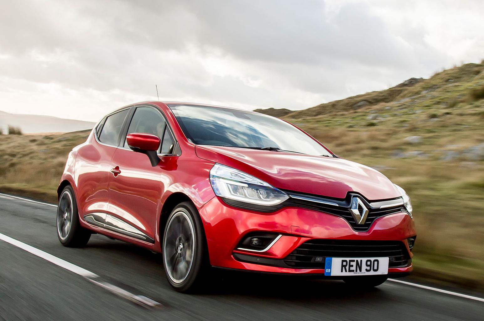 Best Small Cars Renault Clio