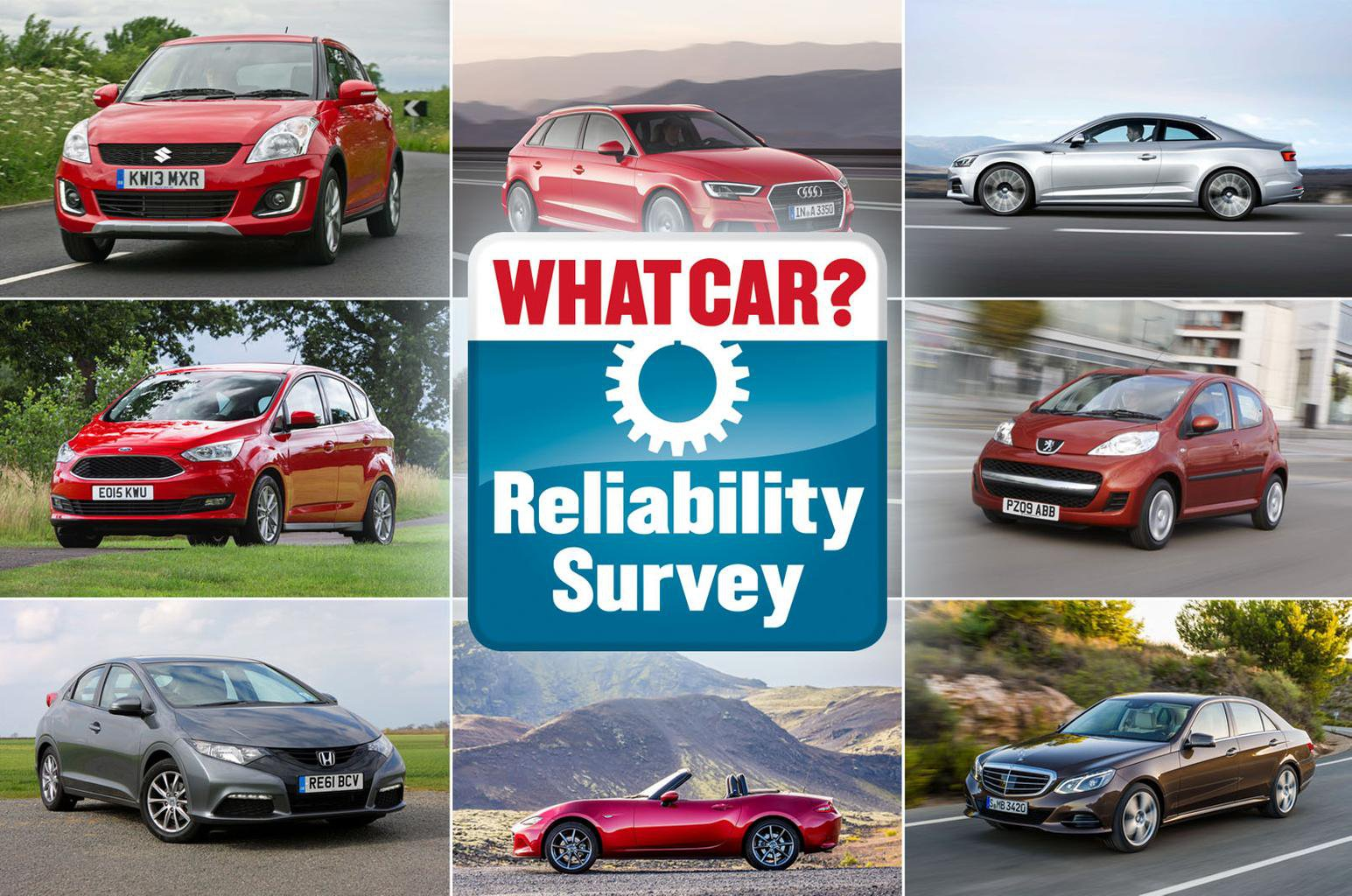 Most reliable older cars
