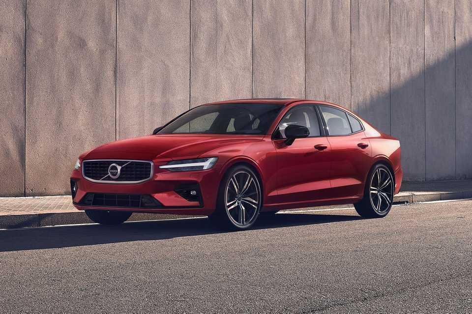 Executive and luxury cars: Volvo S60