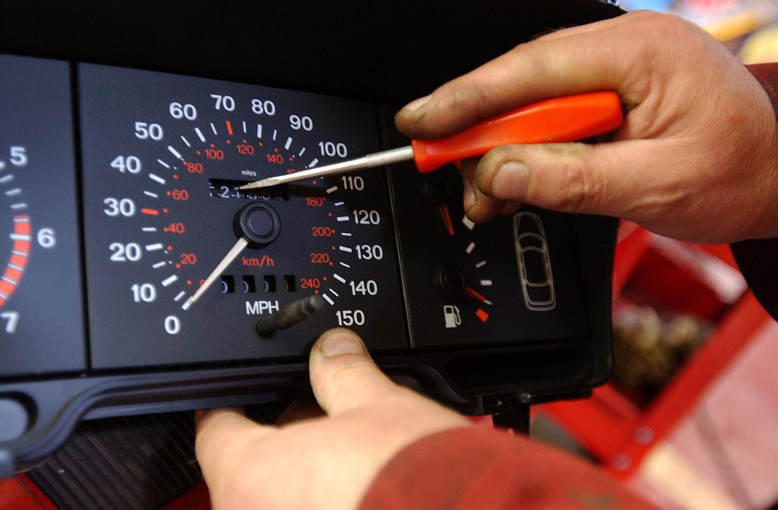 How are cars clocked?