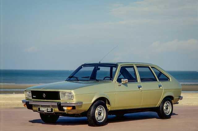 Renault 20 TS