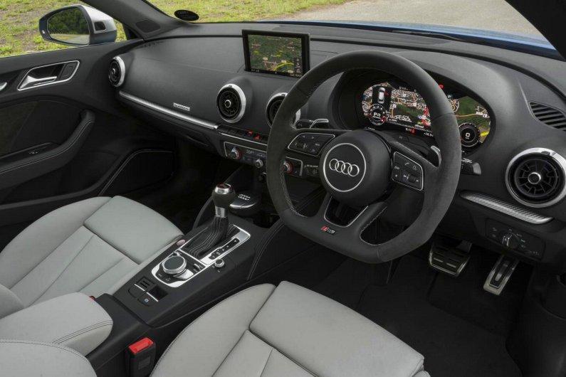Audi RS3 Quattro S Tronic
