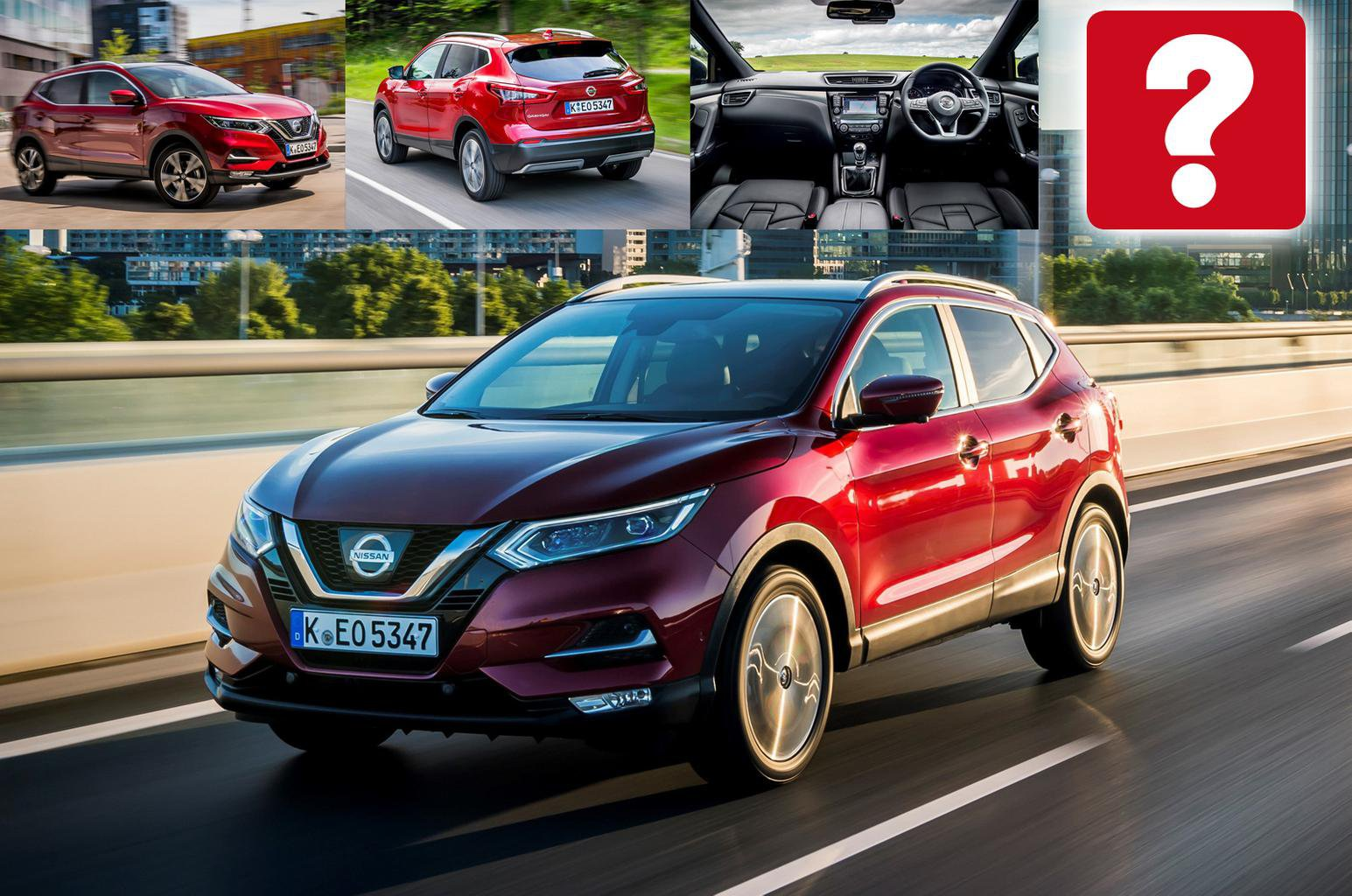 How To Spec A Nissan Qashqai What Car